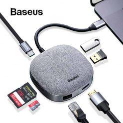Usb Hub Type C Baseus Fabric 7 In 1 01.jpg