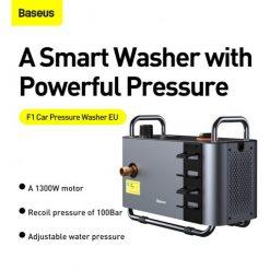 Bộ Vòi Xịt Và Máy Nén Rửa Xe Baseus F1 Car Pressure Washer Us Tarnish ( 1300w, 100psi, Ipx5) 60fa9451df7e7.jpeg
