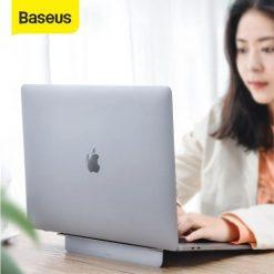 Đế Tản Nhiệt Dạng Xếp, Siêu Mỏng Baseus Papery Notebook Holder Dùng Cho Cho Macbook 60f54937e5d87.jpeg